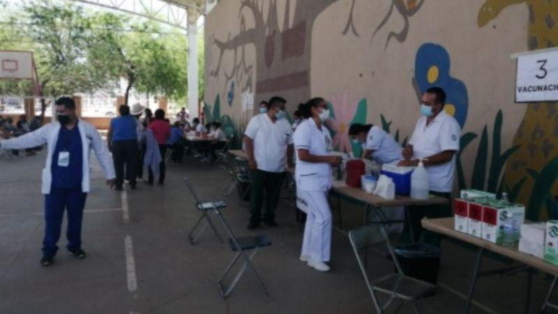 Hermosillo: Inicia jornada de segunda vacuna de Pfizer para adultos mayores