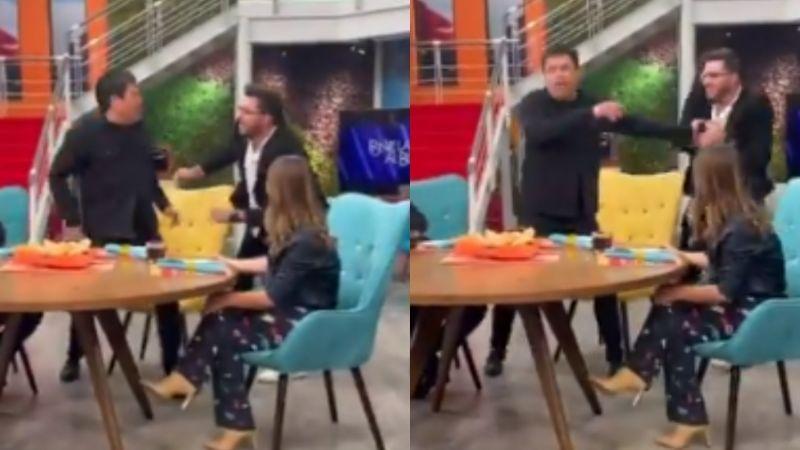 """""""Hijo de pu..."""": Conductor de 'Hoy' eleva las tensiones en Televisa y se lanza contra Paul Stanley"""