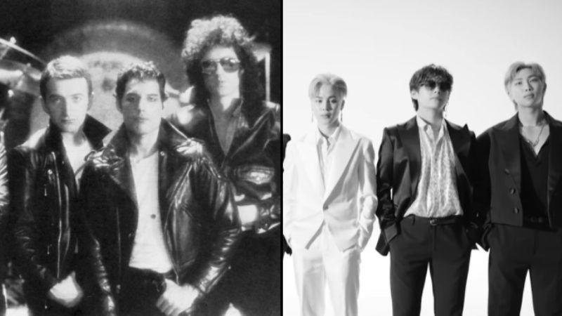 ¿Colaborarán? Queen reacciona a 'Butter' de BTS; ellos develan más detalles sobre McDonald's
