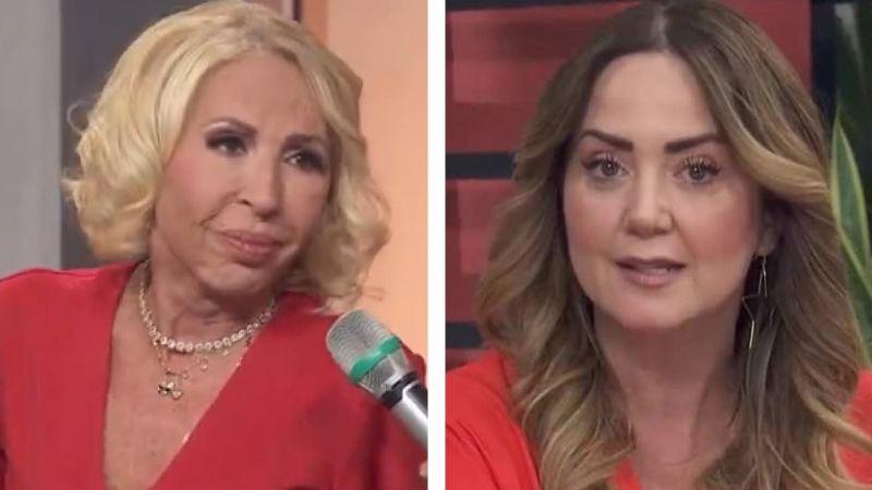 Laura Bozzo explota en Televisa y ataca a Andrea Legarreta; le advierten que ella es 'intocable'