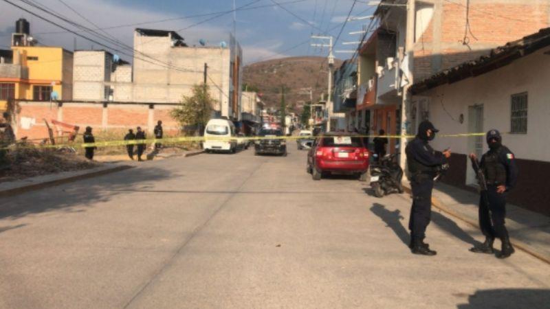 Fulminan a comandante de la Policía Ministerial; lo balearon 3 veces en la cabeza