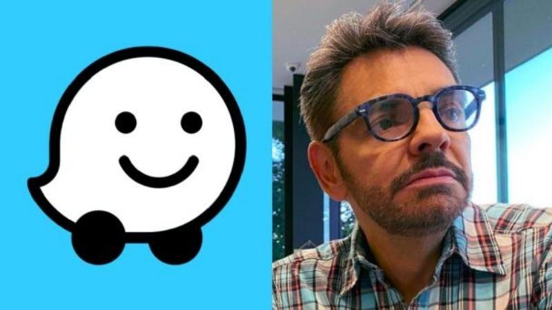 """""""Pregúuuntame"""": La app Waze se actualiza ¡Ahora tendrá la voz de Eugenio Derbez!"""