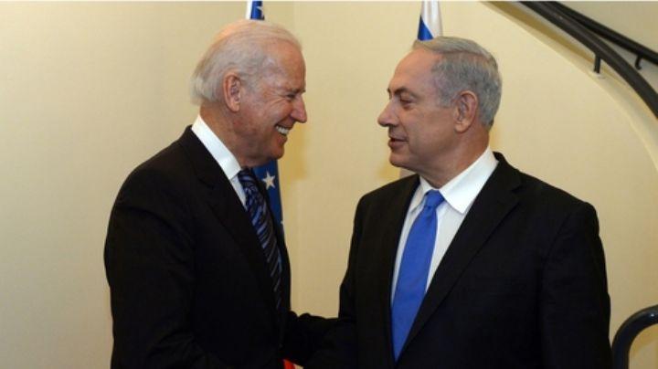 Biden pide reducir la hostilidad contra Gaza; Netanyahu no cesará hasta lograr la calma
