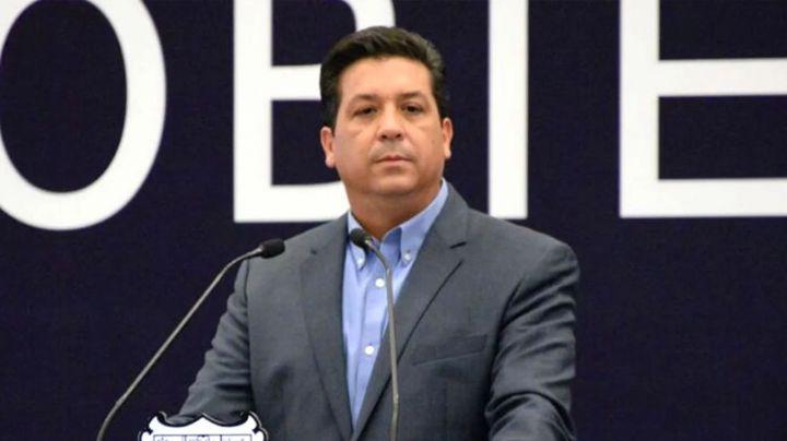 UIF ordena el congelamiento de las cuentas de Cabeza de Vaca, gobernador de Tamaulipas