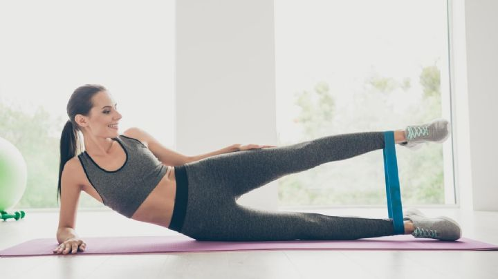 Gana fuerza en la parte superior de tu cuerpo con estos fantásticos ejercicios de banda
