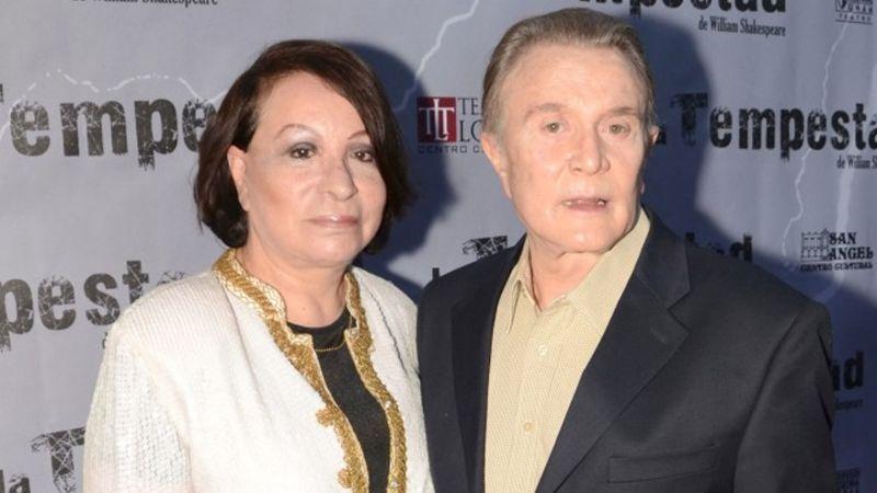 """""""Se quería morir"""": Edith Kleiman da inesperada noticia sobre Miguel Palmer, actor de Televisa"""
