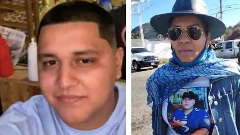 Integrante de Madres Buscadoras de Sonora halla los restos de su hijo desaparecido desde 2020
