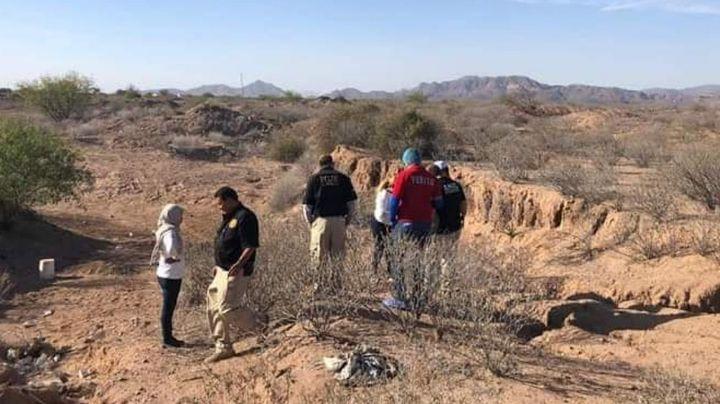 Hallan cuerpo de José Guadalupe en fosa clandestina de Guaymas; desapareció desde 2019