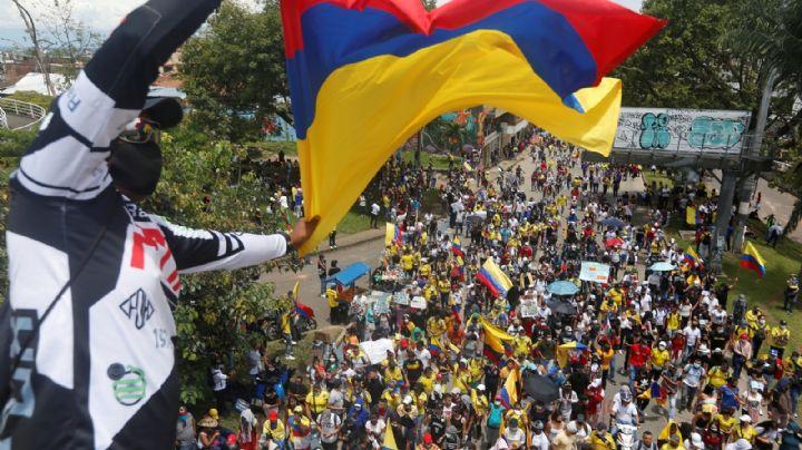 Colombia: Tras protestas, Iván Duque pide al Congreso retirar la reforma tributaria