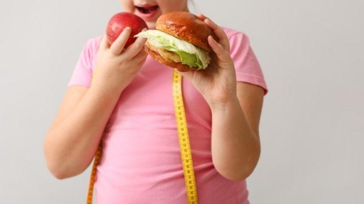 Estos son las 10 cosas que no sabías que causan obesidad en tus hijos