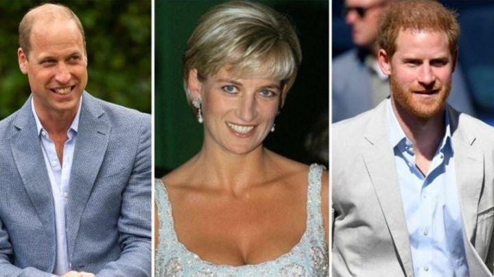 Tensión en la realeza: Príncipe William haría despereció al Príncipe Harry en cumpleaños de Lady Di