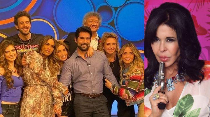 Escándalo en Televisa: María Conchita Alonso revela que tuvo amorío con esposo de conductora de 'Hoy'