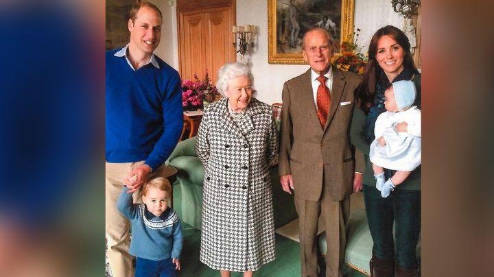 Bisabuela orgullosa: Reina Isabel II felicita a la Princesa Charlotte con inédita foto