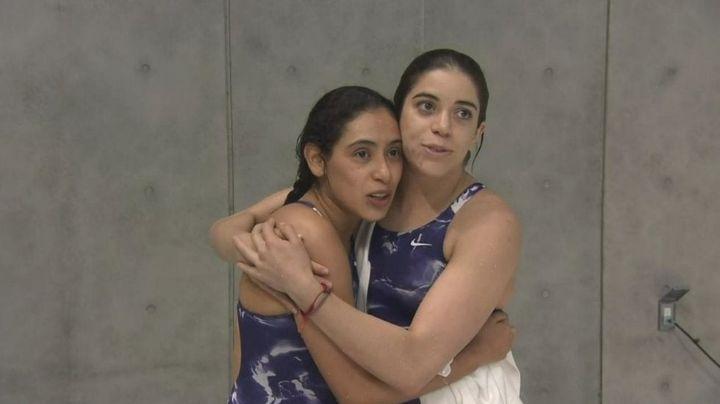 Alejandra Orozco y Gabriela Agúndez obtienen boleto a Juegos Olímpicos de Tokio