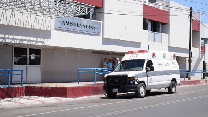 Nogales: Menor de edad intenta defender a su madre de ataque y es apuñalado con arma blanca