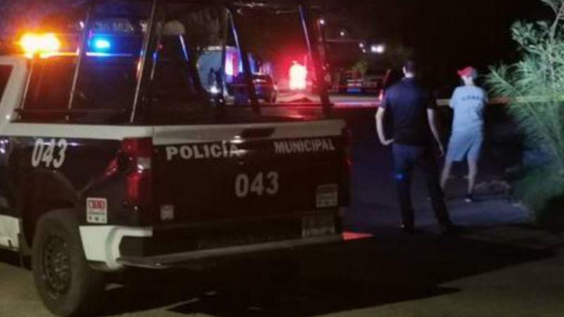 Brutal asesinato: De varios balazos, matan a hijo de Gobernante Yaqui en Loma de Guamúchil