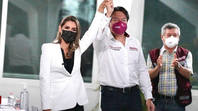 Eligen a la hija de Félix Salgado como candidata en Guerrero; acusan nepotismo