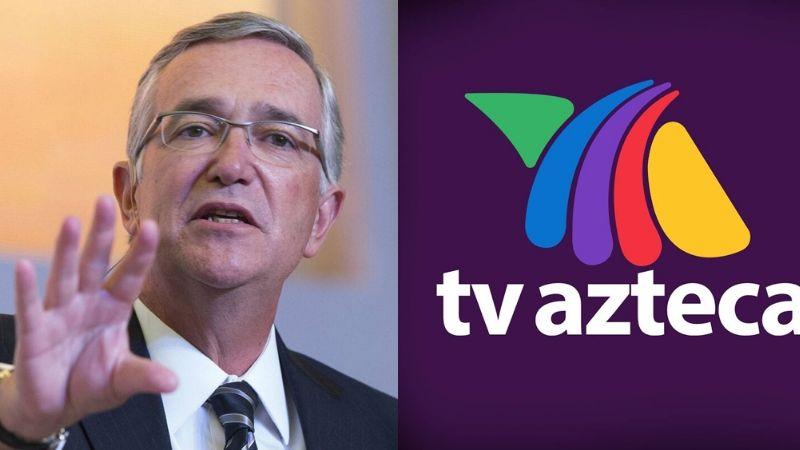 Salinas Pliego: Dueño de TV Azteca demanda a revista; los humilla y amenaza con cerrarla