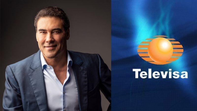 Sin trabajo en Televisa: Por pleitos con productor, Eduardo Yáñez sería vetado de la televisora