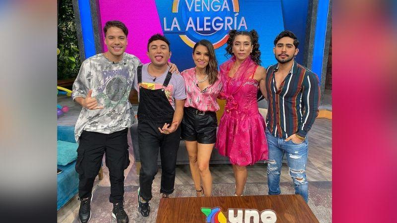 """""""No la soportan en 'VLA'"""": Exconductor de TV Azteca exhibe a Laura G por """"conflictiva"""""""