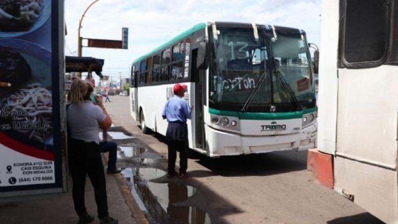 Transporte urbano en Cajeme: la compleja situación que el nuevo alcalde deberá atender