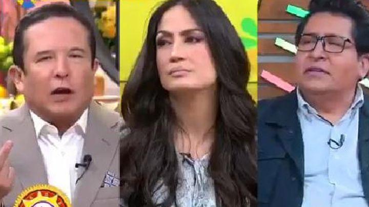 """""""Son vulgaridades"""": Elenco de 'Sale el Sol' destroza a Niurka por quitarse la blusa en vivo en 'DPM'"""