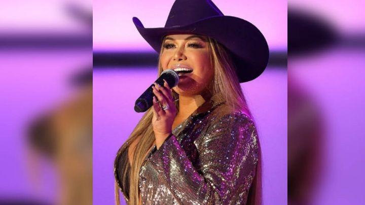 ¿En honor al agua con limón? Chiquis Rivera aparece en 'TTMT' con llamativo vestido de seda