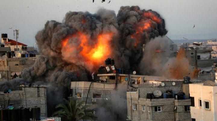 EU rechaza estrategia de la ONU; no colaborará en el alto al fuego entre Israel y Palestina