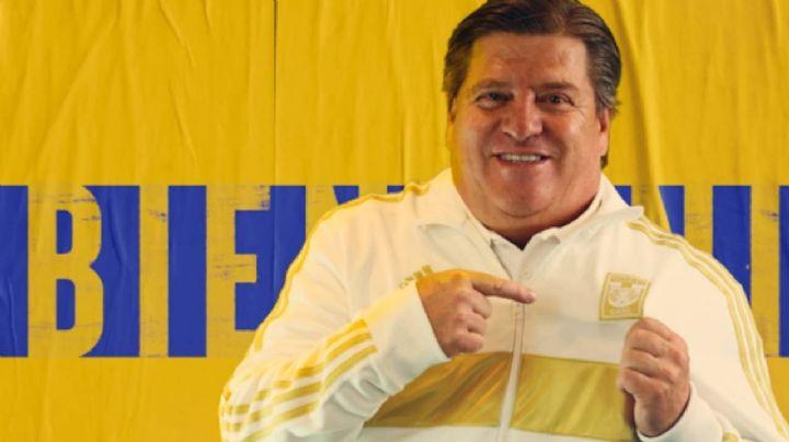 Miguel Herrera es oficialmente nuevo entrenador de los Tigres de la UNAL