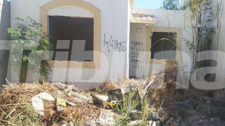 Habitantes en Guaymas denuncian incremento de casas abandonadas; son nidos de delincuencia