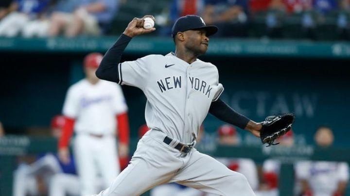 Pitcheo de Yankees mejora; repiten blanqueada ante los Rangers y les ganan 2-0