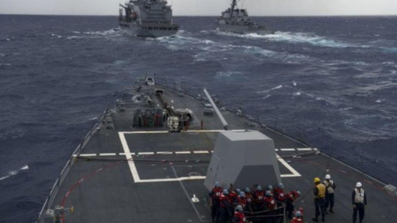 """China detecta entrada ilegal de buque destructor enviado por EU: """"Socavó la paz"""""""