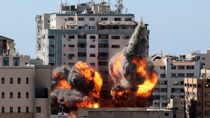 Después de 11 días de bombardeos llega la paz; Israel aprueba una tregua con Palestina