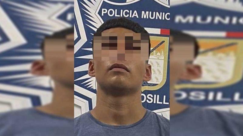 Detienen a joven sospechoso en Hermosillo; tenía orden de aprehensión por varios asaltos
