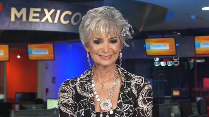 Tras estar al borde de la muerte, famosa cantante revela en TV Azteca triste panorama en su vida