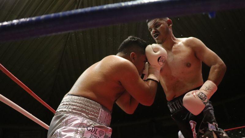 Buenas noticias para el deporte cajemense: Mejora salud del boxeador Carlos Castro
