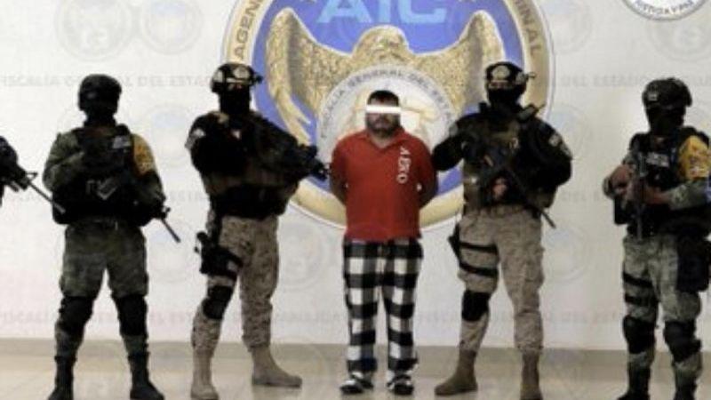 Capturan a 'El Ranchero', líder del Cártel Santa Rosa de Lima; es acusado de múltiples homicidios