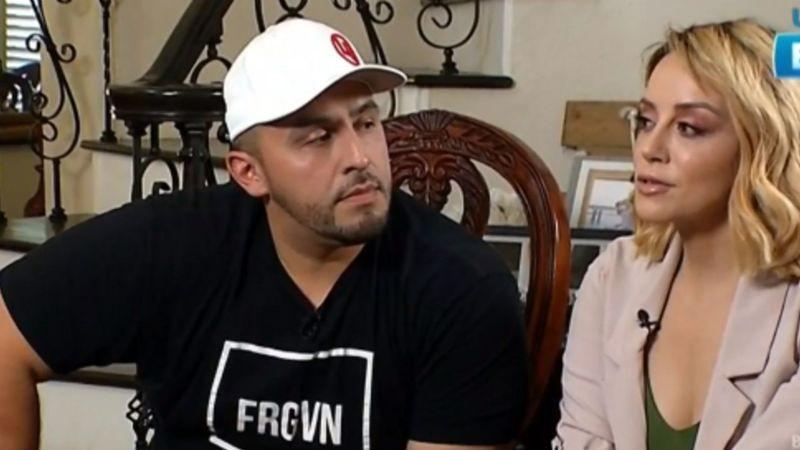 """Juan Rivera felicita a Rosie RIvera y le manda contundente mensaje: """"Sé fuerte y valiente"""""""