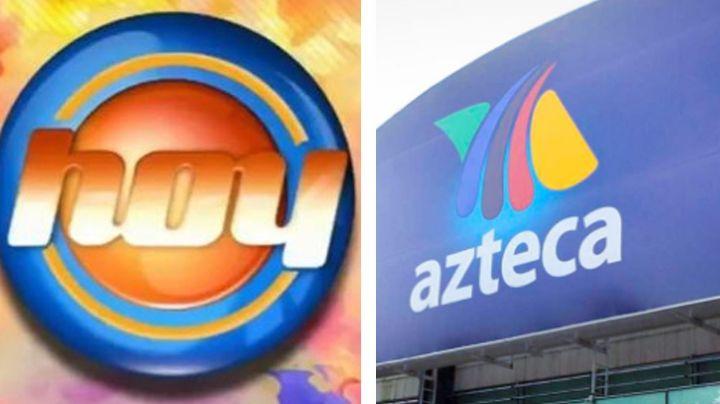 Tras dejar Televisa, confirman que querida exconductora de 'Hoy' llegará a programa de TV Azteca