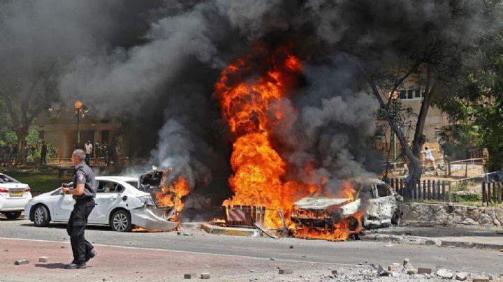 FUERTES VIDEOS: ¿Y la tregua? Israel lanza granadas y dispara contra palestinos