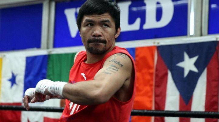 Manny Pacquiao no se retira: Confirma su combate contra Errol Spence Jr.