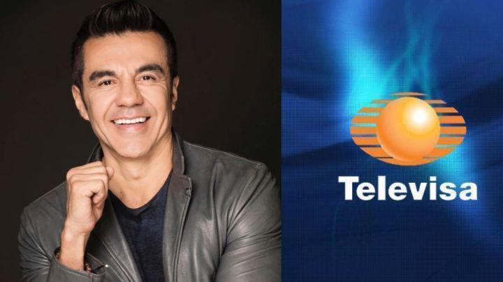 ¿Se va a TV Azteca? Adrián Uribe y altos mandos de Televisa se 'pelean' por esto