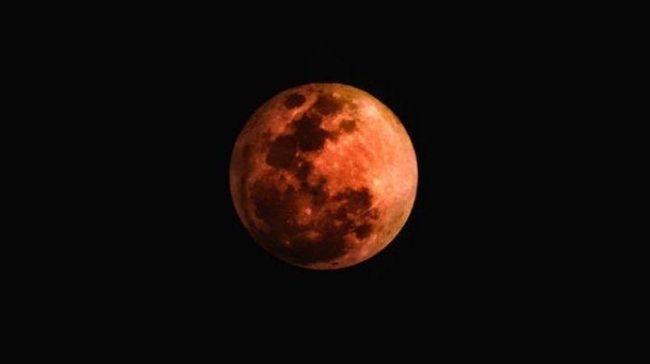 La Luna de sangre está próxima y en México será visible; esto debes saber