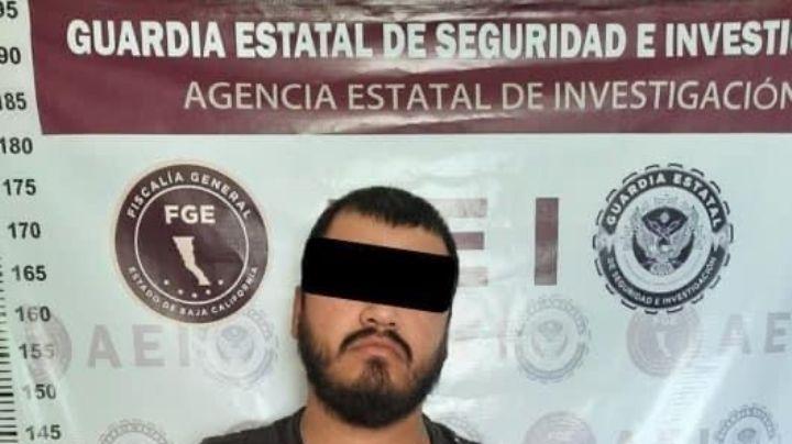 Detienen a 'El Chocorrol', presunto asesino de candidato a regidor de Tecate, en BC