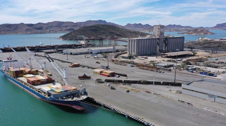 Guardia Nacional localiza contenedor con droga en Guaymas; tenía como destino España