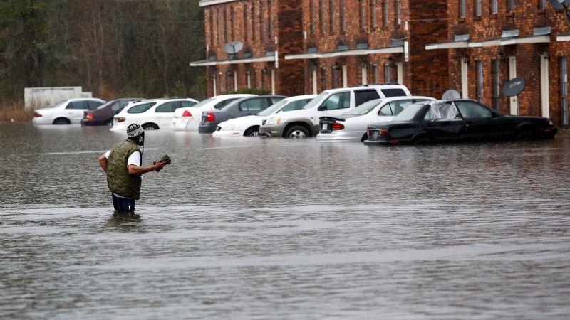 Fuertes lluvias en Texas y Louisiana dejan 5 muertos; prevén tormenta tropical en las próximas horas