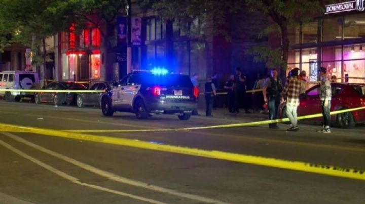 Pelea termina en masacre: Reportan 2 decesos y 8 heridos por balacera en Minneapolis
