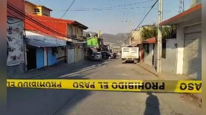 Comisario de Guerrero es asesinado a sangre fría mientras comía en taquería