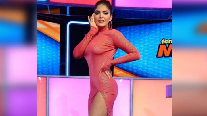 Ana Bárbara se roba el show en 'TTMT' al ponerse a cantar sin importarle los participantes