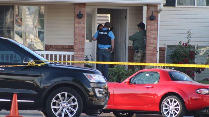 Brutal ataque: Shawntell le pidió el divorcio a su esposo y este la mata a tiros